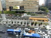 Seul - Plaza Gwanghwamun [2]