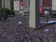 Buenos Aires - Plaza de la Republica