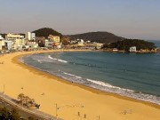 Busan - Songjeong Beach