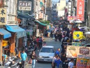 Taoyuan - Antigua Calle Daxi