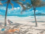 パンガン島 - ビーチ