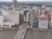 新潟 - 市中心