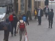 Prague - Na Mustku Street