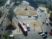 サンティアゴ - バケダノ広場