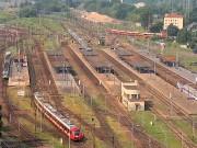 Warszawa - Warszawa Zachodnia station