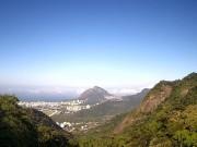 里约热内卢 - 两兄弟山