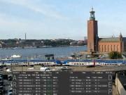 Stockholm - Railways