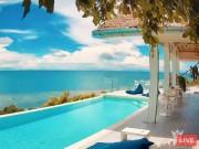 Ko Pha Ngan - Piscina de Hotel