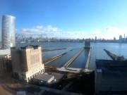 ジャージーシティ - ハドソン川