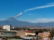 Puebla - Popocatepetl