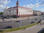 Minsk - Independence Avenue