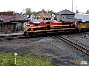 德什勒 - 铁路