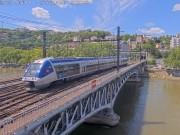 Lyon - Ferrocarriles