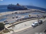 ティノス島 - ティノス港