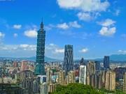 Taipei - from Xiangshan