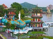 Kaohsiung - Lago Lotus